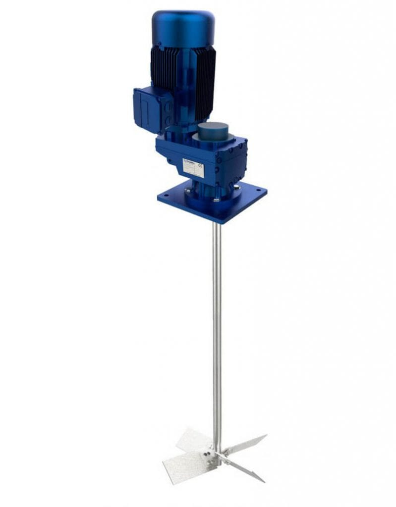 VTG omrörare för industriellt bruk