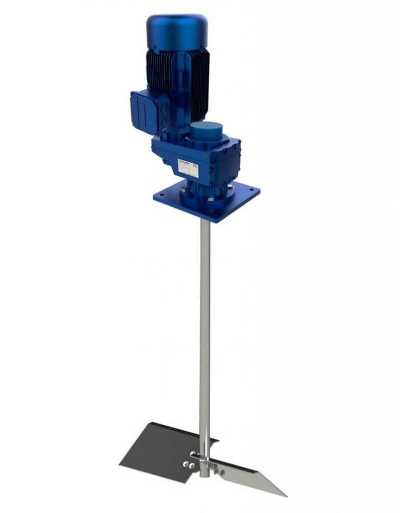 VFT omrörare för industriellt bruk