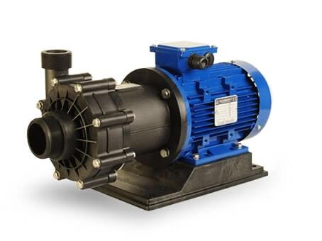 Magnetdrivna Pumpar