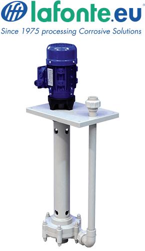 EVV-Vertikal centrifugalpump